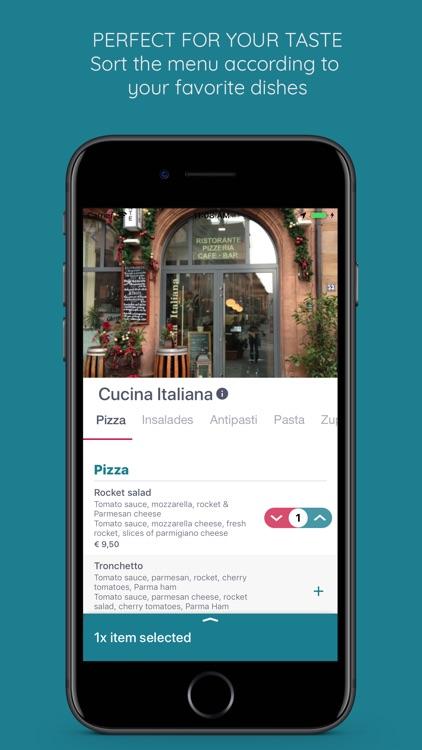 Menual - Your individual menu screenshot-3