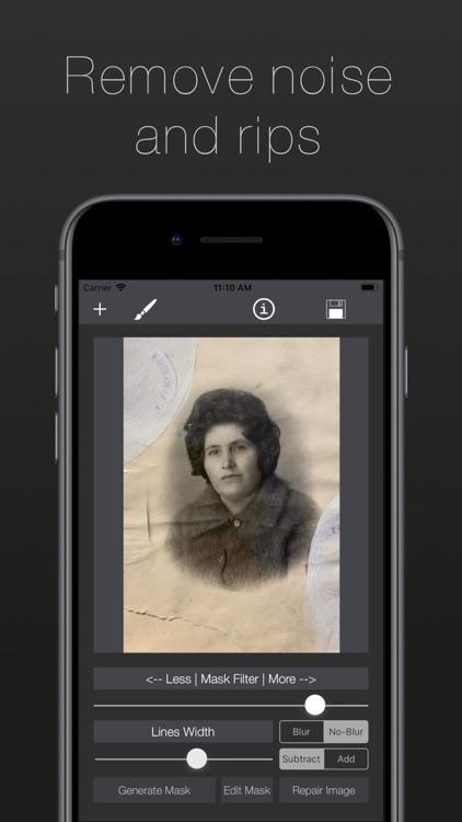 Damaged Photo Restore & Repair screenshot-6