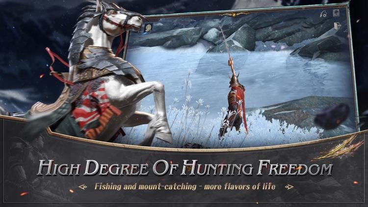 Errant: Hunter's Soul screenshot-4