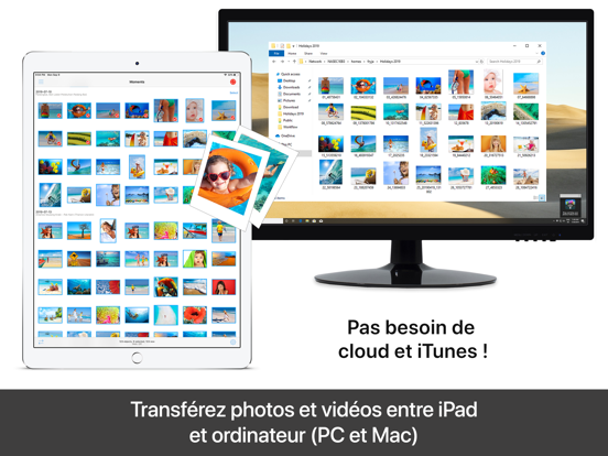 Screenshot #5 pour PhotoSync – transfert photos