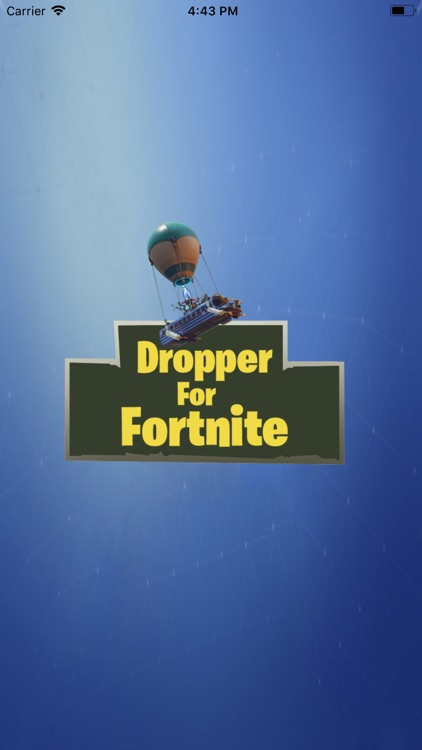 Dropper for Fortnite