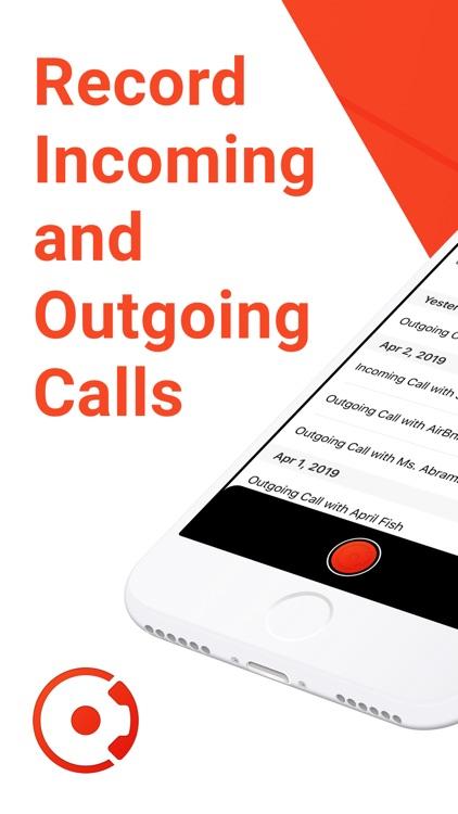 CallTap Record Phone Calls screenshot-0