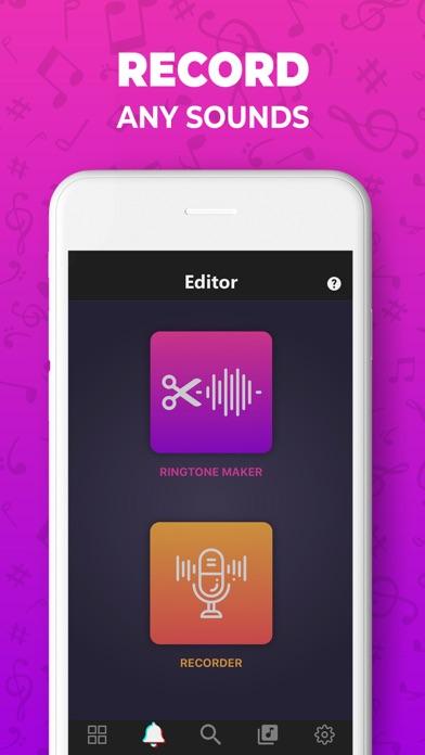 Screenshot #3 pour Sonnerie: pour iPhone
