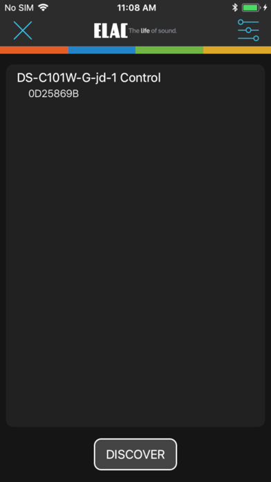 DS-C101 screenshot one