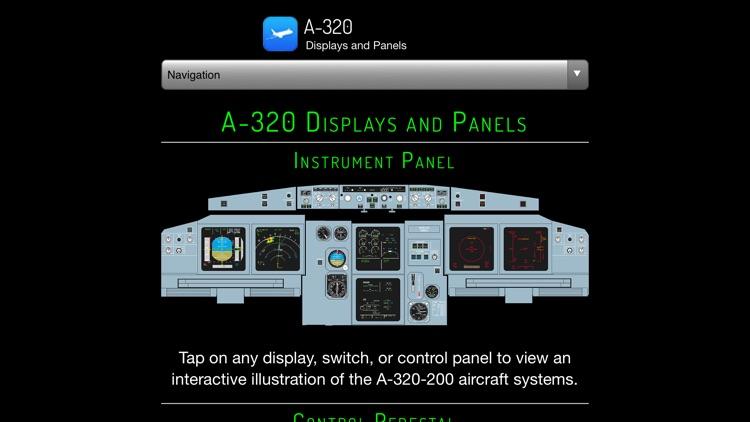A320 Displays and Panels screenshot-4