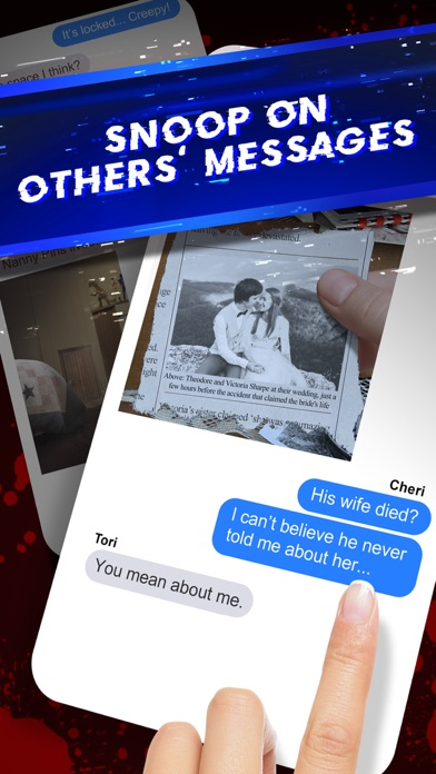Twisted - Text & Chat Stories screenshot 2