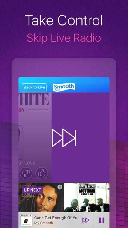 Smooth Radio screenshot-5