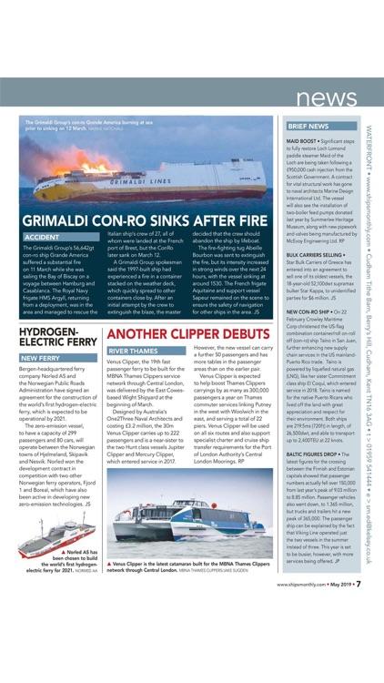 Ships Monthly Magazine screenshot-6