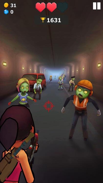Zombies Survival: Run & Gun screenshot-3