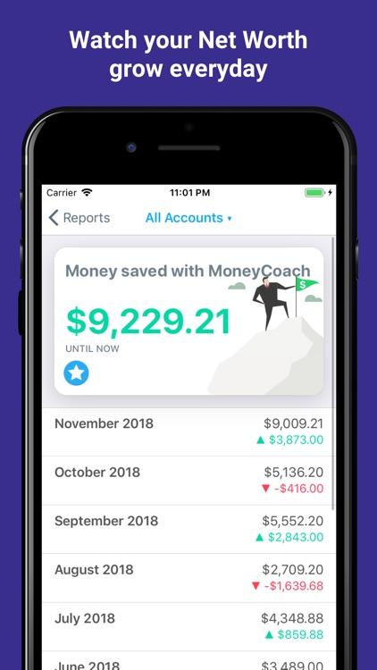 MoneyCoach - Budget & Money screenshot-6
