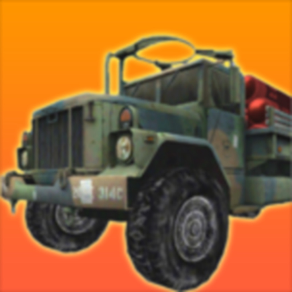 Army Trucker Transporter - 3D hack