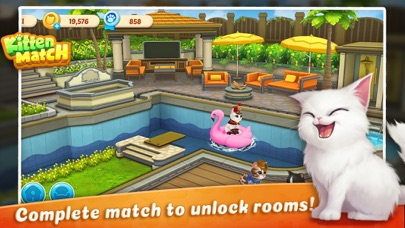 Kitten Match screenshot 2