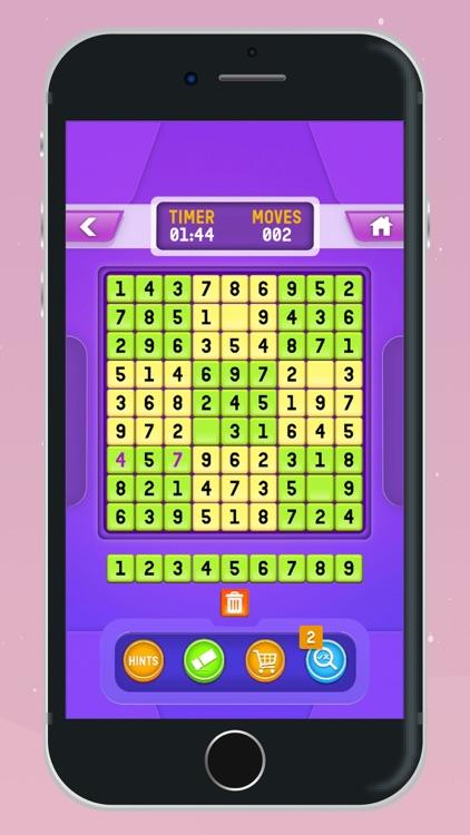 Classic Sudoku 2 Puzzle Game screenshot-3