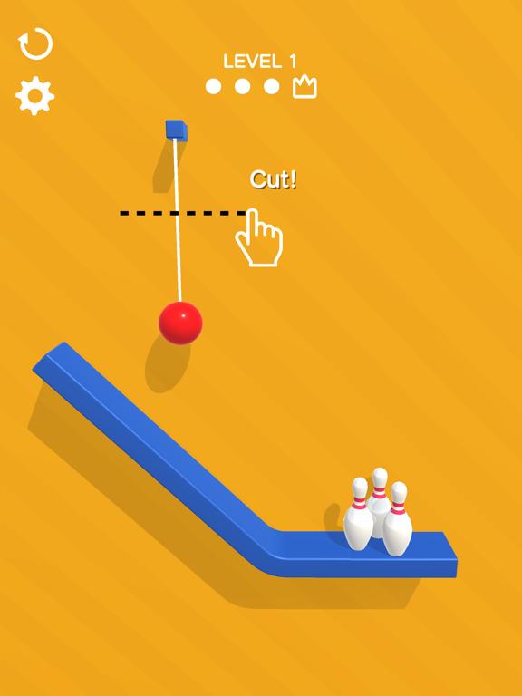 Rope Bowling screenshot 7