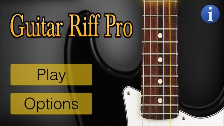 Guitar Riff Pro - Play by Ear screenshot-3
