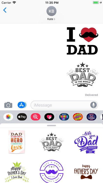 Fathers Day Wishes for Dad Emo