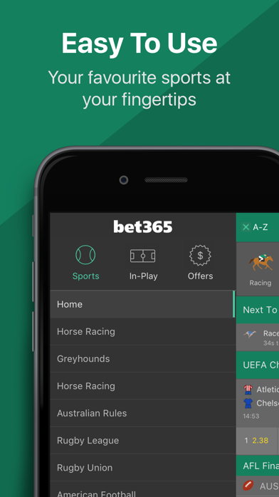 bet365 - Sports Betting on PC: Download free for Windows 7, 8, 10