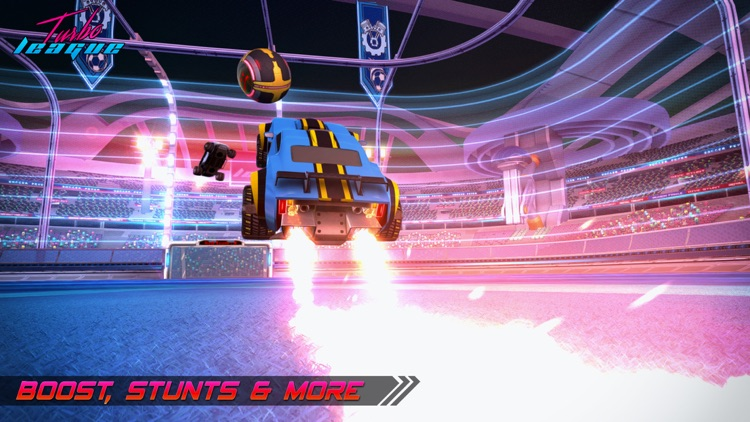 Turbo League screenshot-5