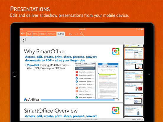 Smart Office 2: View, Edit, and Share Your Microsoft Office
