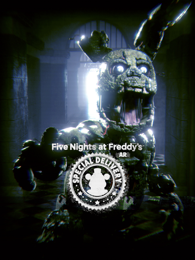 ‎Five Nights at Freddy's AR Screenshot