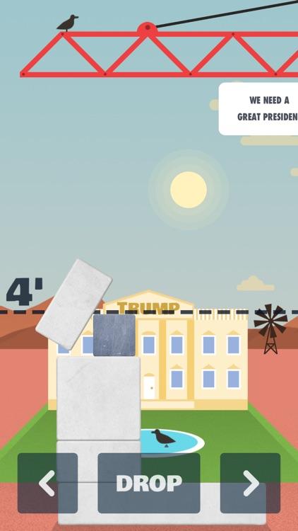 TRUMP'S WALL - Build it Huge screenshot-4