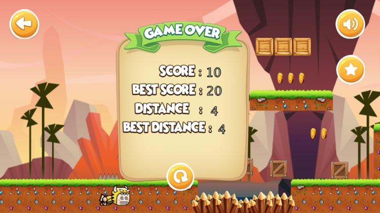 Ninja Boy -Cool Adventure Game screenshot-4
