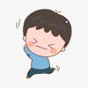 Cute Boy Stickers
