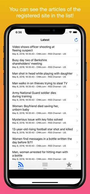 FLAT RSS Reader on the App Store