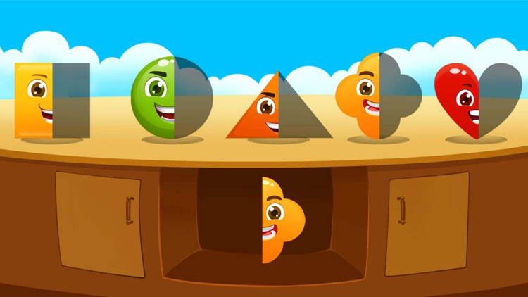 Learn shapes and colors game screenshot-4