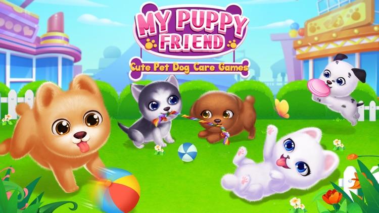 My Puppy Friend