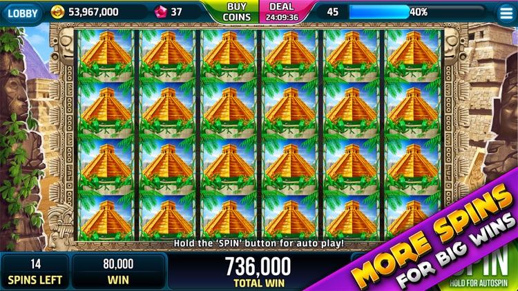 Slots Casino WOW™ Best Vegas screenshot-4