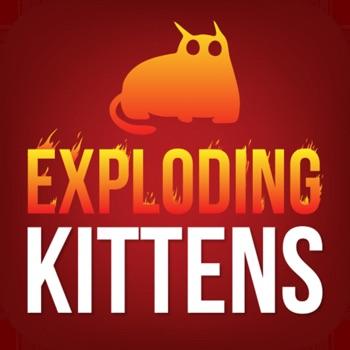 Exploding Kittens® Logo