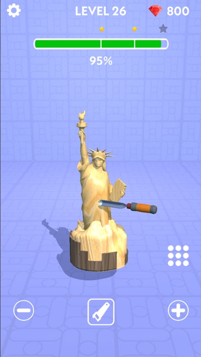 Wood Carve screenshot 3