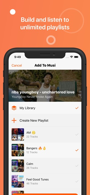 Musi Simple Music Streaming On The App Store