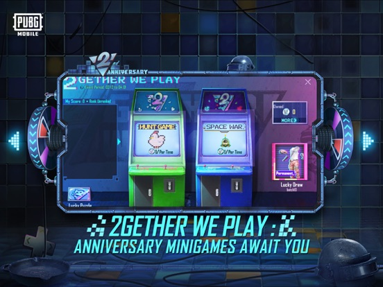 PUBG MOBILE - 2nd Anniversary