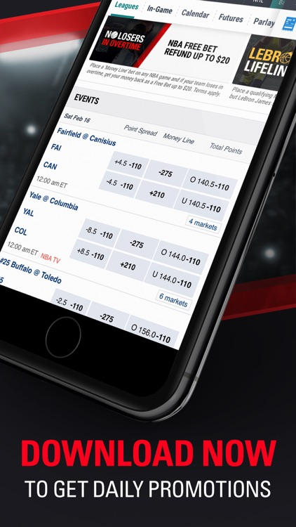 BetStars: Sports Betting screenshot-4