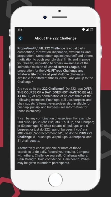222 Challenge screenshot-5