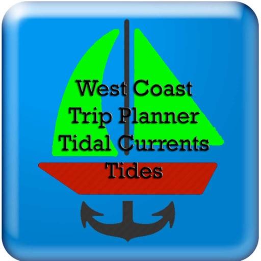 West Cst Planr Currents +Tides