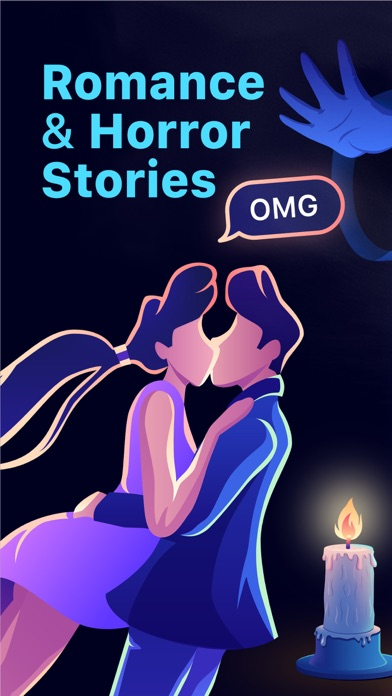 Lure: Interactive Chat Stories Screenshot