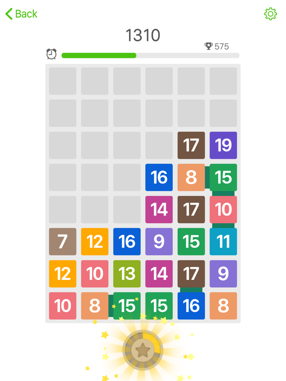 Block Puzzle: Merge Star screenshot 7