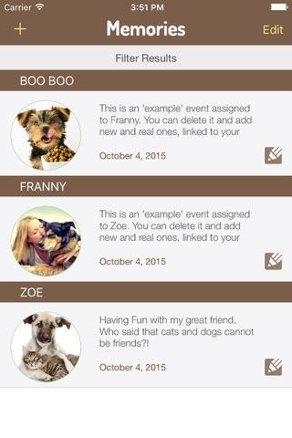 My Dog Diary - Lovely Memories - náhled