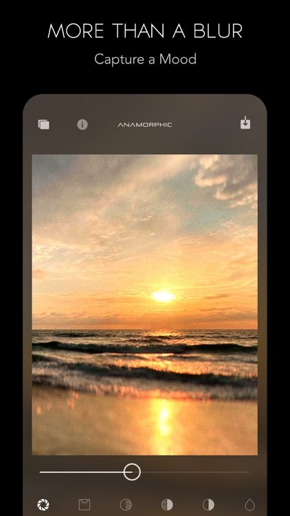 Anamorphic Cinematic Filters