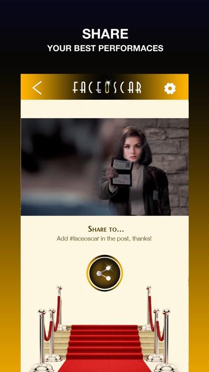 FaceOscar screenshot-3