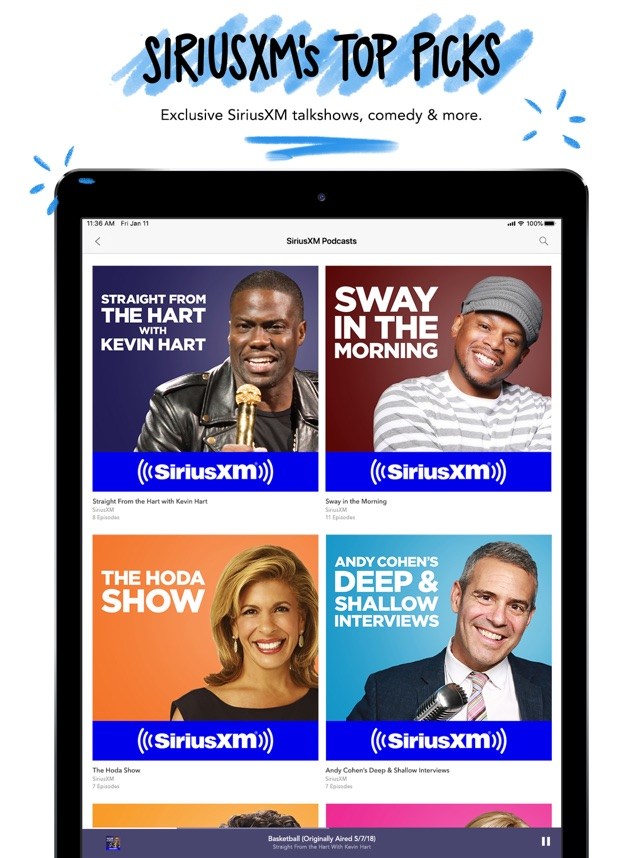 Pandora: Music & Podcasts on the App Store