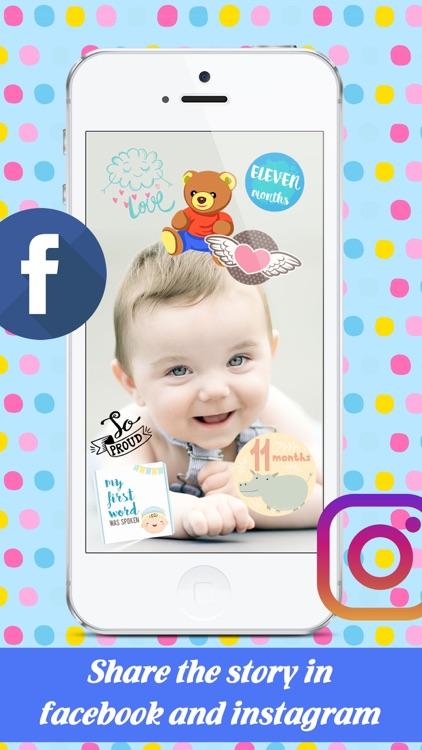 Baby Photos for Moms screenshot-4