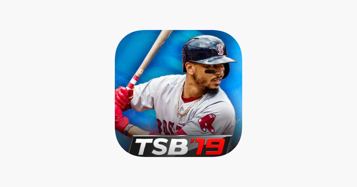 MLB Tap Sports Baseball 2019 on the App Store