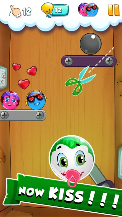 Cut the Loveballs screenshot 2