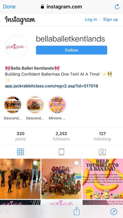 Bella Ballet screenshot-4