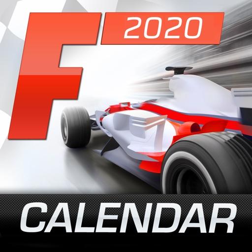 Formula Racing Calendar 2020
