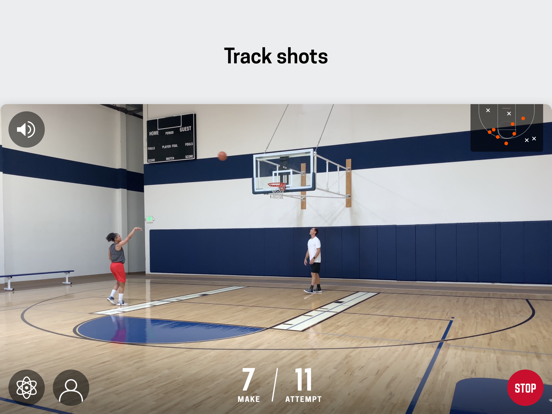 HomeCourt: Sports at Homeのおすすめ画像4